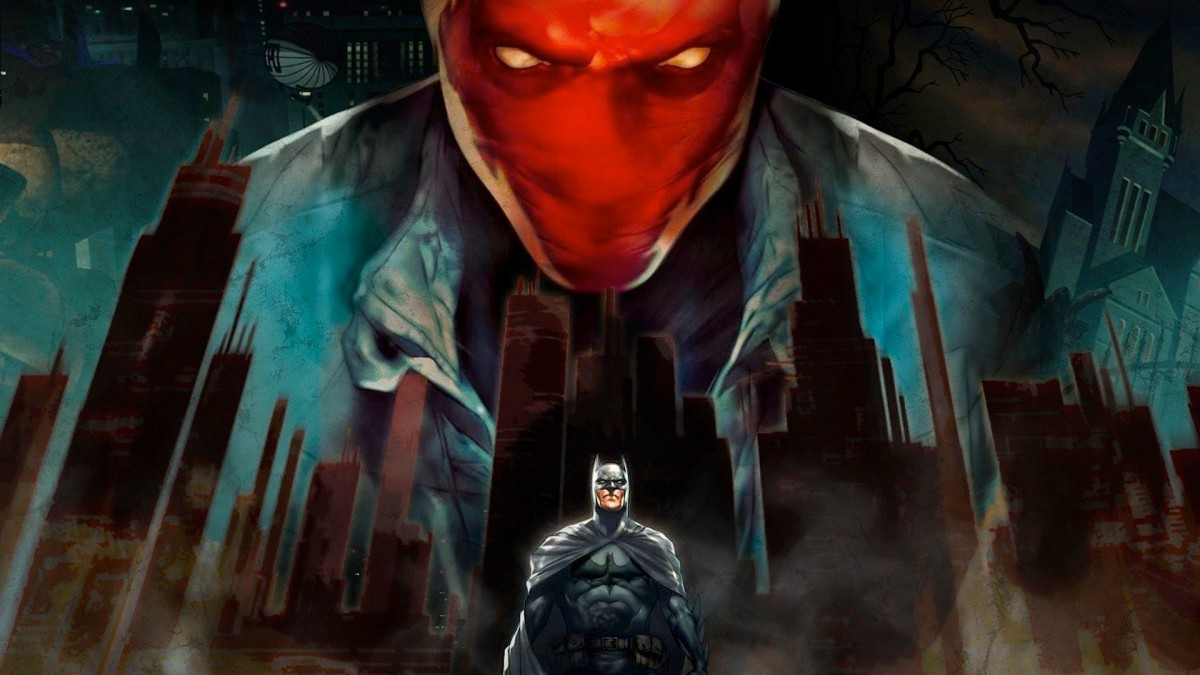 Batman: Under The Red Hood Movie Review