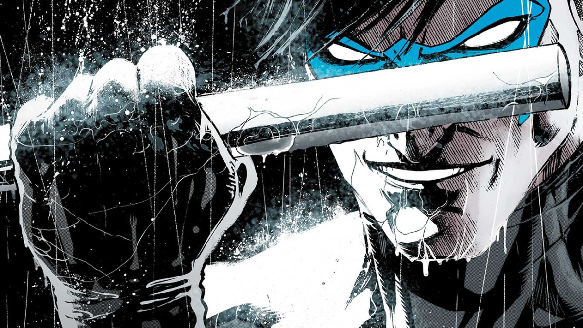 The Pop Culture Playlist: Nightwing