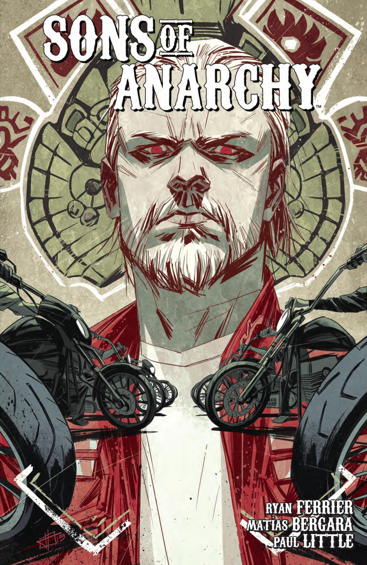 Sons Of Anarchy: Volume 5 Review