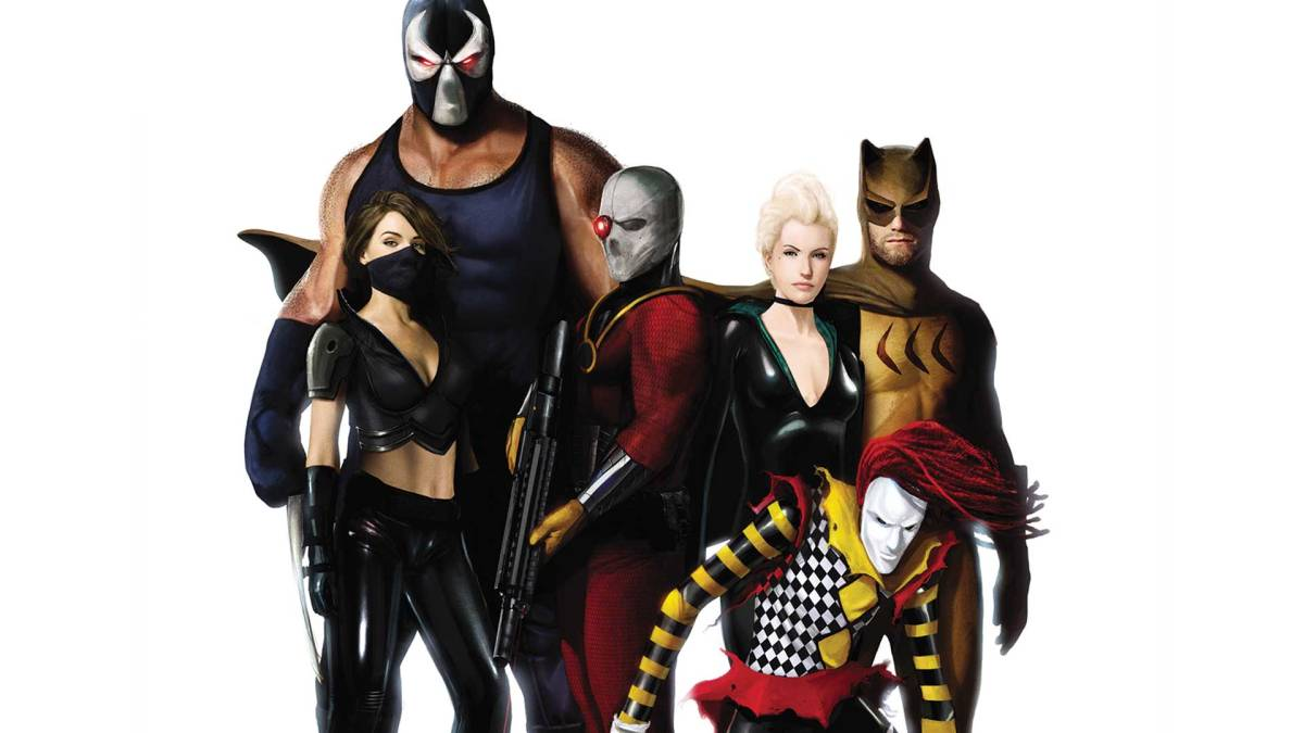 What Makes The Secret Six One Of The Greatest Teams In The DC Universe?