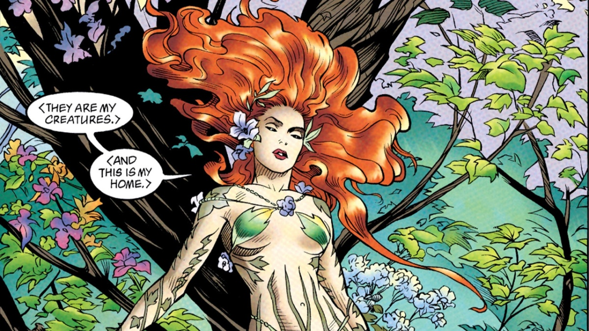 Changing With The Seasons: Poison Ivy And The Experience Of Seasonal Affective Disorder