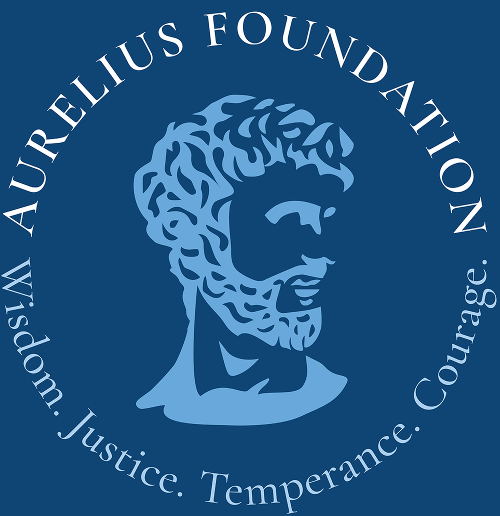 Why The Aurelius Foundation Is On A Mission To Inspire A New Generation Of Stoics